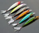 ARTIFICIALE PESCA SPINNING MINNOW 110mm 13,7gr. SERRA SPIGOLA BARRACUDA