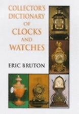 Collector's Dictionary of Clocks and Watches-ExLibrary