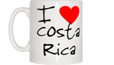 I Love Heart Costa Rica Mug