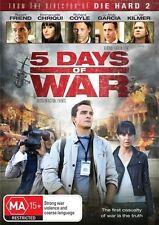 5 Days of War DVD