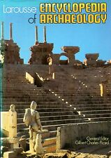 Charles-Picard, Gilbert (editor) LAROUSSE ENCYCLOPEDIA OF ARCHAEOLOGY 1972 Hardb