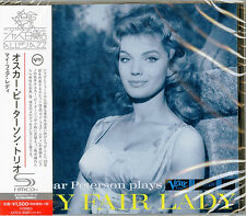 THE OSCAR PETERSON TRIO-MY FAIR LADY-JAPAN SHM-CD C94