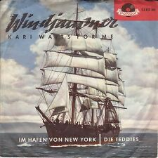 "Die Teddies & Ralf Paulsen - Windjammer: Kari Waits For Me (7"" Vinyl-Single)"