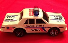 Buddy L NASA Car vintage 1989 plastic, NOT WORKING, Battery Space emergency