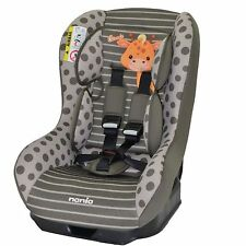 NEW NANIA GIRAFFE SP DRIVER GROUP 0/1 CAR SEAT UNIVERSAL BABY CARSEAT FROM BIRTH