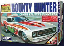 MPC CONNIE KALITTA'S MUSTANG FUNNY CAR BOUNTY HUNTER model kit 1/25