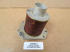 WWII Aircraft Bendix 24v Solenoid Coil for Bendix 915 Starters SNJ AT6 B25 DC3 +