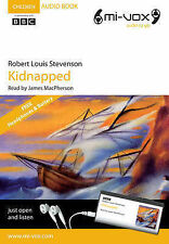 Kidnapped (Mi-vox pre-loaded audio player), Robert Louis Stevenson, Very Good, A