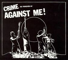 Against Me! Crime, as Forgiven By Against Me! CD ***NEW***