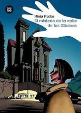 El Misterio de la Calle de las Glicinas by Nuria Pradas and Núria Pradas...