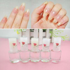 Women Transparent Top Coat Polish Coat Cover Nail Art Hardener Vitamin 12ml Hot