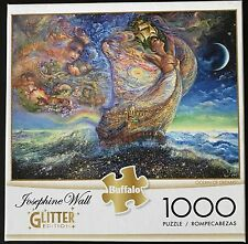 "JOSEPHINE WALL ""OCEAN OF DREAMS"" 1000 PIECE PUZZLE GLITTER EDITION COMPLETE"