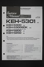 PIONEER KEH-5301/5300/5300SDK/5200/5250 Service-Manual/Schaltplan/Diagram 100