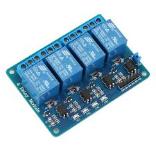 5V 4-Channel Relay Board Module for Arduino for Raspberry Pi ARM AVR DSP PIC NR