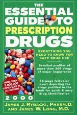 The Essential Guide to Prescription Drugs 2000 (Serial)