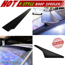 PAINTED For Mazda 3 3rd BM Sedan 4D V Style Roof Window Spoiler 2016 GT S