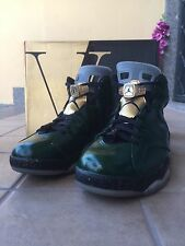 AIR JORDAN VI 6 CHAMPAGNE US 9 UK 8 NEW OG BOX LIMITED RARE 1 2 3 4 5 7 8 10 11