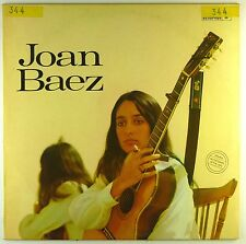 "12"" LP - Joan Baez - Joan Baez - #A3157 - washed & cleaned"