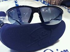 """Maui jim""""SUNSET""""402-02 GLOSS BLACK/GRAY,NEW DISPLAY W SPORTCASE,IMPOSSIBLE FIND!"""