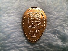 Disney Pressed Penny Epcot China