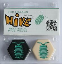 Hive Standard Size The Pillbug Expansion Adds 2 Pieces Gen 42 Tile Game TLC 015