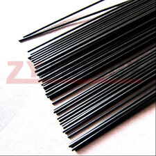 5pcs 2 mm Diameter x 500mm Carbon Fiber Rods For RC Airplane Matte Pole