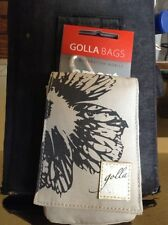 Golla Bag for Phone iPhone iPod Camera + belt loop, clip or cord use light grey