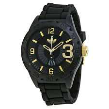 Adidas Newburgh Black Dial Mens Watch ADH3011