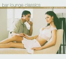 Bar Lounge Classics Cuba Edition 2CDs Lounge Latin & Brazil Grooves Deluxe