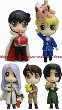 Kyo kara maoh mini figure set of 5 official Kyou Maou Demon King OVA Authentic