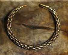 Armreif BRONZE Historic Wikinger Viking Kelten Celtic