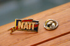 NAIT Nait 97 1997 Northwest Automotive Industry Tradeshow Gold Tone Pin Pinback