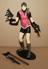 Resident Evil Biohazard Action Figure Moby Dick Series 9 Claire Redfield