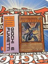 DRAGO LUCENTE OCCHI BLU in italiano SUPER RARA originale IN ITALIANO yugioh