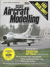 Scale Aircraft Modelling V4  N2 Pakistan Air Force Fairey Barracuda Lightning