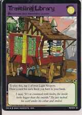 Neopets CCG  - Travelling Library #90