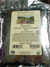 Organic Essiac tea 1lb Trinity Burdock Sheep sorrel Rhubarb Slippery elm bark