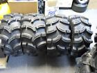 Kenda Executioner ATV Mud Tire 4 TIRE SET (FOUR TIRES) 25x8-12 & 25x10-12 6 PLY