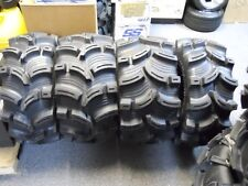 Kenda Executioner ATV Mud Tire 4 TIRE SET (FOUR TIRES) 26x10-12 & 26x12-12 6 PLY