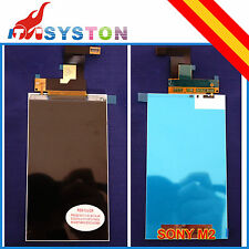 Pantalla LCD para SONY Xperia M2, D2303, D2305, s50h Display Screen