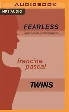Fearless: Twins 19 by Francine Pascal (2016, MP3 CD, Unabridged)