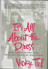 It's All About The Dress. Vicky Tiel. See Review.