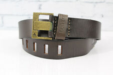 New Burton Wilmington Leather Belt L Tobacco