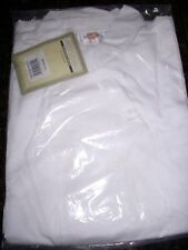 New Dickies Economy Twill Chef Jacket UnisexLong Sleeve Coat  Size XL