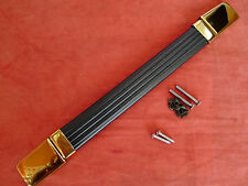 Penn Elcom Handle Strap For Marshall JCM900 AMP Cabinets --Real Gold Plate HW