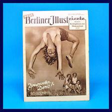 DDR NBI 28/1954 - KJS Berlin Paul Greifzu Heuschnupfen Westberlin Fachschule