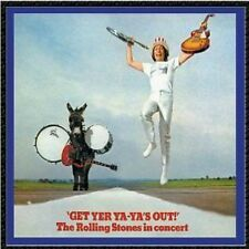 THE ROLLING STONES In Concert Get Yer Ya-Ya's Out! DSD Vinyl LP 2003 NEW SEALED