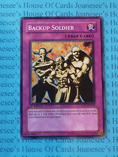 Backup Soldier 5DS1-EN035 Common Yu-Gi-Oh Card 1st Edition English Mint