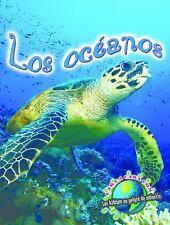 Los océanos / Oceans (Cara A Cara Con los Habitats en Peligro de Extin-ExLibrary