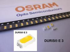 Lot 100 pcs OSRAM DURIS® E3 LED 5000K NEUTRAL WHITE HIGH QUALITY 3014 LCWJNSH.PC